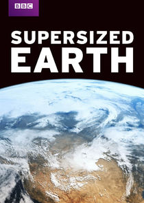 Supersized Earth