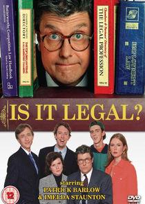 Is It Legal?