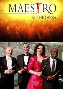 Maestro at the Opera