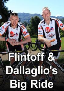 Flintoff & Dallaglio's Big Ride