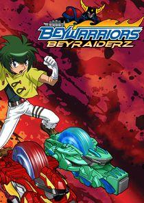 BeyWarriors: BeyRaiderz