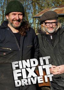 Find It, Fix It, Drive it