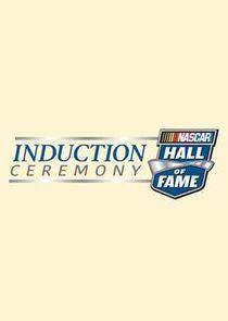 NASCAR Hall of Fame Induction Ceremony