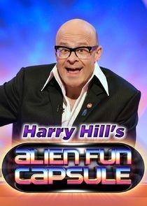 Harry Hills Alien Fun Capsule