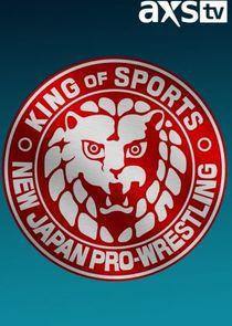 New Japan Pro Wrestling on AXS TV