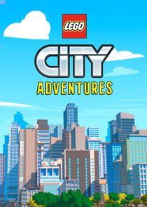 LEGO City Adventures-40528