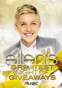 Ellen's Greatest Night of Giveaways