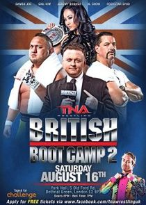 TNA British Boot Camp