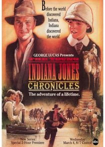 Хроники молодого Индианы Джонса