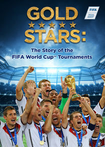 Gold Stars: The Story of the FIFA World Cup Tournaments-41574