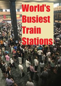 World's Busiest Train Stations