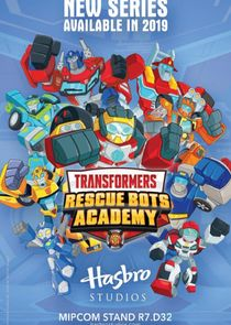 Transformers: Rescue Bots Academy-40428