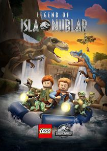 LEGO Jurassic World: Legend of Isla Nublar-41988
