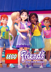 LEGO Friends: Girls on a Mission-42709