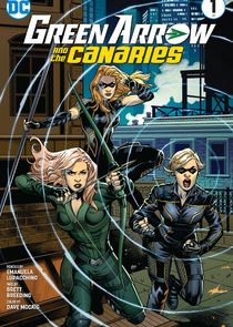 Green Arrow and the Canaries-42813