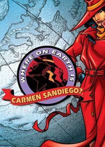Где находится Кармен Сандиего?