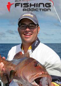 Mark Bergs Fishing Addiction
