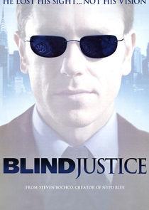 Blind Justice - Ermittler mit geschärften Sinnen
