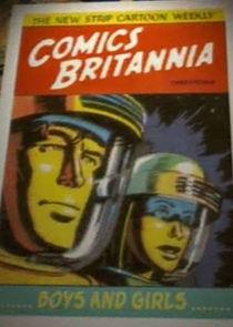 Comics Britannia
