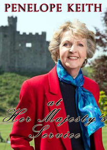 Penelope Keith at Her Majestys Service