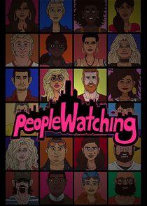 Winston Rowntree's PeopleWatching