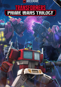 Transformers: Prime Wars Trilogy-14125