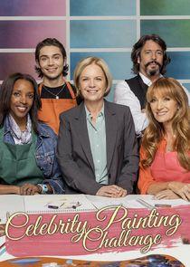Celebrity Painting Challenge