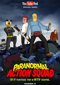 The Paranormal Action Squad