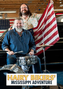 Hairy Bikers' Mississippi Adventure