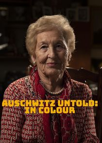 Auschwitz Untold: In Colour