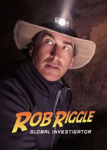 Rob Riggle: Global Investigator