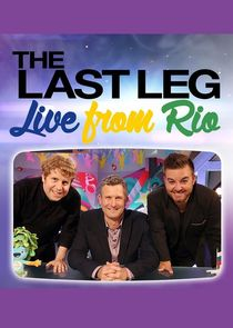 The Last Leg: Live from Rio