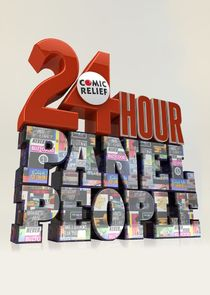Comic Relief: 24 Hour Panel People