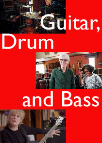 Guitar, Drum and Bass