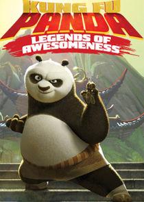 Кунг-фу Панда: Удивительные легенды-3872