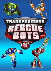Трансформеры: Боты-спасатели-5693