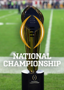 NCAA College Football National Championship-9286