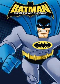 Бэтмен: Отважный и смелый