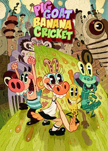 Pig Goat Banana Cricket-2430