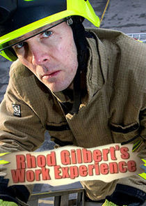 Rhod Gilberts Work Experience