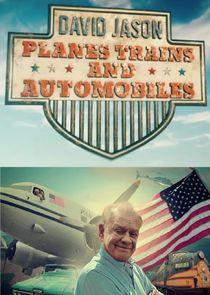 David Jason: Planes, Trains & Automobiles