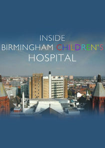 Inside Birmingham Childrens Hospital