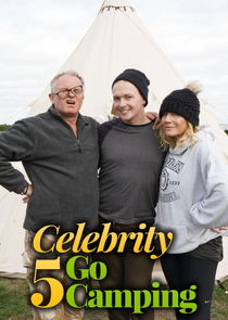 Celebrity 5 Go Camping