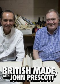 British Made with John Prescott