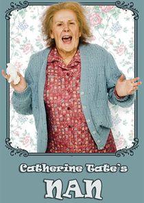 Бабуля Кэтрин Тейт