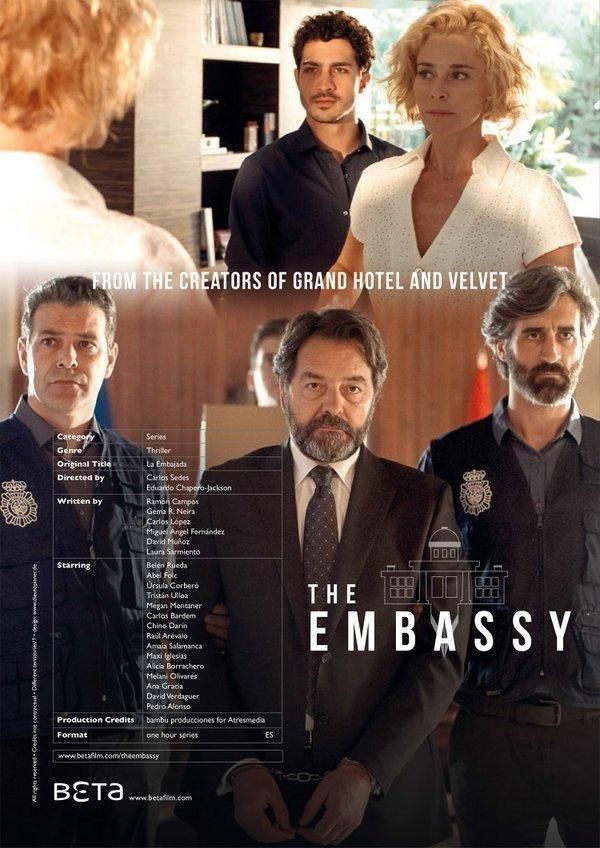 The Embassy 2 Season Tv Series Airdate