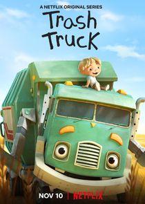 Trash Truck-36342
