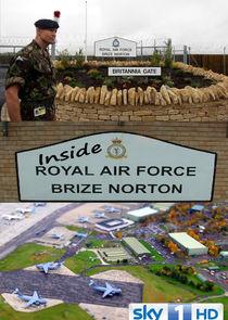 Inside RAF Brize Norton
