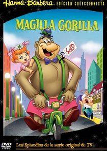 Шоу гориллы Магиллы