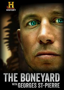 The Boneyard with Georges St. Pierre